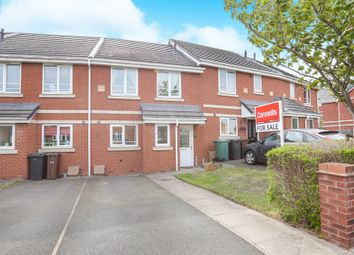 Thumbnail 2 bedroom terraced house for sale in Brinsford Road, Fordhouses, Wolverhampton