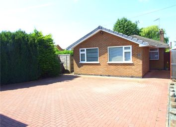 Thumbnail 2 bedroom detached bungalow for sale in Ashbrook Close, Allestree, Derby