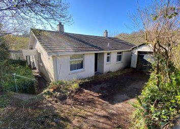 Pont, Lanteglos, Fowey PL23. 4 bed detached bungalow for sale