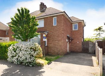 Thumbnail 3 bedroom semi-detached house for sale in Gosden Road, Littlehampton