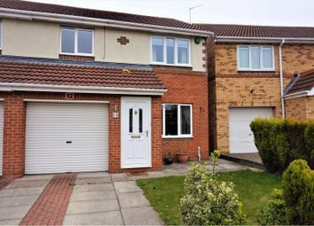 Thumbnail 3 bed semi-detached house for sale in Methven Way, Cramlington