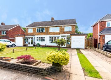 Thumbnail 3 bed semi-detached house for sale in Stirling Road, Sutton Coldfield