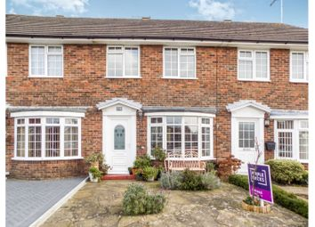 Thumbnail 2 bed terraced house for sale in Southerden Close, Hailsham