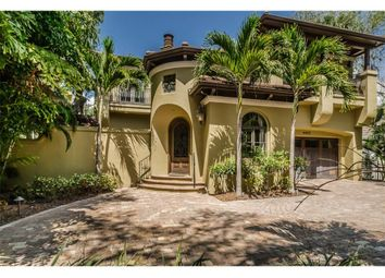 Thumbnail 5 bed property for sale in 4623 W Woodmere Rd, Tampa, Fl, 33609