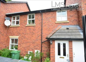 Thumbnail 3 bed mews house to rent in Linton Court, Winsford