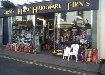 Thumbnail Terraced house for sale in Firns Home Hardware Ltd, 4 Station Street, Cockermouth, Cumbria