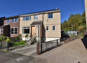 Thumbnail 5 bed semi-detached house for sale in Telford Place, Claggan, Fort William