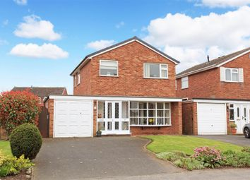 Thumbnail 3 bedroom detached house for sale in Station Road, Admaston, Telford