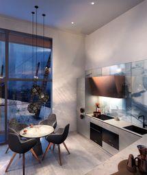 Thumbnail 2 bed flat for sale in Upper Riverside, Greenwich Peninsula, London SE10, London,