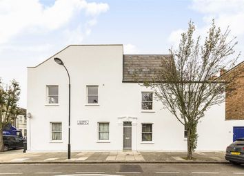 Thumbnail 3 bed flat for sale in Stephendale Road, London