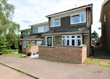 Thumbnail 3 bed property for sale in Valley Road South, Codicote, Hitchin