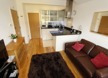 Thumbnail 1 bed flat to rent in Coombe Road, London
