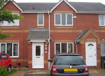 Thumbnail 3 bed town house to rent in Copenhagen Road, Clay Cross, Chesterfield
