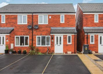 Thumbnail 3 bedroom semi-detached house for sale in Halls Close, Radcliffe, Manchester