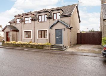 Thumbnail 3 bed semi-detached house for sale in South Street, Milnathort, Kinross