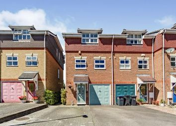 Thumbnail 3 bed end terrace house for sale in Hamond Close, South Croydon, Surrey, .