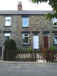 Thumbnail 1 bed terraced house to rent in Livingstone Terrace, Barnsley