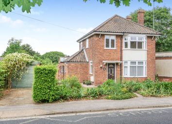 Thumbnail 3 bed detached house for sale in Cliff Lane, Ipswich