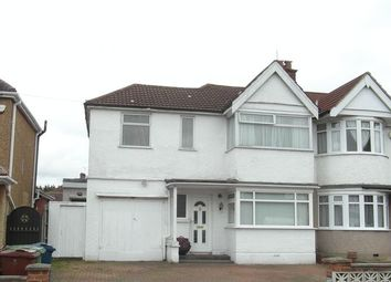 Thumbnail 4 bed property to rent in Spinnells Road, Harrow