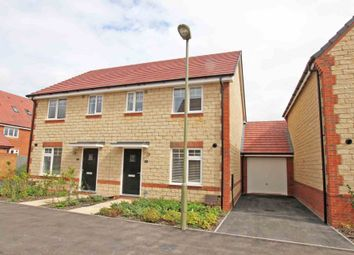 Thumbnail 3 bed semi-detached house to rent in Cornflower Close, Harwell, Didcot