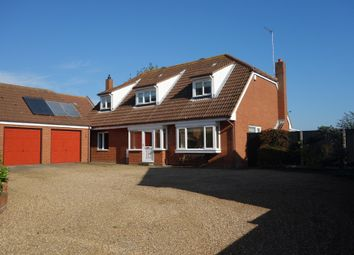 Thumbnail 4 bed detached house for sale in Market Lane, Blundeston, Lowestoft