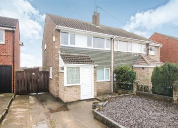 Thumbnail 3 bed semi-detached house for sale in Laughton Road, Beverley