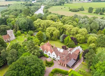 Church Lane, North Stoke, Wallingford, Oxfordshire OX10. 6 bed detached house