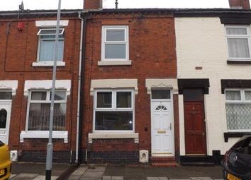 Thumbnail 2 bed terraced house for sale in Murhall Street, Burslem, Stoke-On-Trent