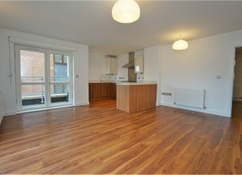 Thumbnail 2 bedroom flat for sale in Capswell Court, Hitchin