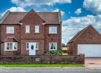 Thumbnail 6 bed detached house for sale in West Street, West Butterwick, Scunthorpe