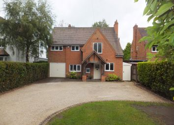 Thumbnail 3 bed detached house for sale in Walsall Road, Four Oaks, Sutton Coldfield