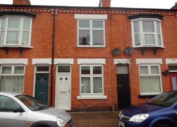 Thumbnail 2 bedroom terraced house for sale in Wilmington Road, Leicester