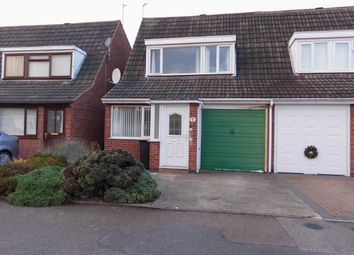 Thumbnail Semi-detached house for sale in Paul Drive, Leicester