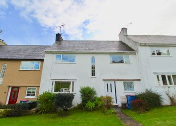 Thumbnail 3 bed terraced house for sale in Iscoed, Beaumaris