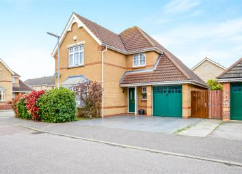 Thumbnail 4 bedroom detached house for sale in Pitfield Close, Fenstanton, Huntingdon