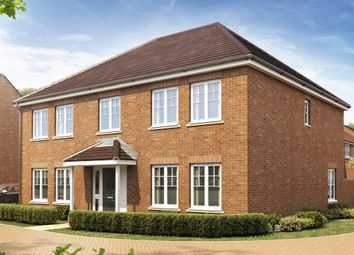 "Thumbnail 4 bed detached house for sale in ""The Portland"" at Manor Lane, Maidenhead"