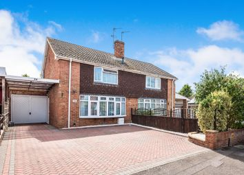 Thumbnail 2 bedroom semi-detached house for sale in Rothwells Close, Cholsey, Wallingford