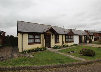 Thumbnail 3 bedroom semi-detached bungalow for sale in Beacons Park, Brecon