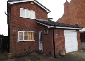 Thumbnail 3 bed detached house for sale in Appleton Street, Warsop, Mansfield