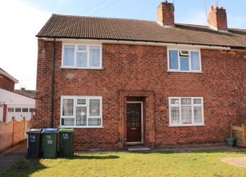 Thumbnail 2 bed flat for sale in Leasowe Road, Tipton