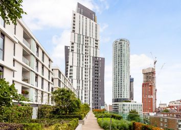 Thumbnail 2 bed flat for sale in Pinto Tower, Nine Elms Point, Vauxhall