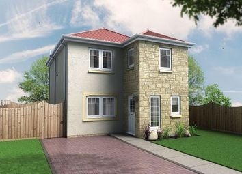 Thumbnail 3 bedroom detached house for sale in The Alamanda, Off Cupar Road, Leven, Fife