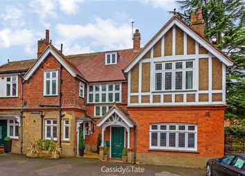 Thumbnail 3 bed flat for sale in Wickwood Court, St Albans, Hertfordshire