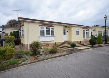 Thumbnail 2 bed mobile/park home for sale in Willow Lane, Knottingley