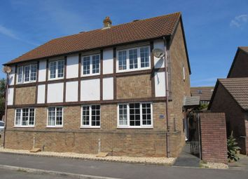 Thumbnail 3 bed semi-detached house for sale in Wheatfield Drive, Wick St Lawrence, Weston-Super-Mare