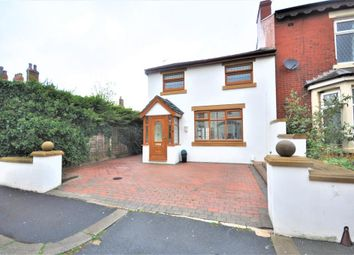 Thumbnail 3 bed cottage to rent in Woodland Grove, Blackpool, Lancashire