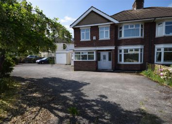 Thumbnail 4 bed semi-detached house for sale in Woodchurch Road, Prenton