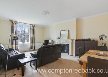 Thumbnail 3 bed flat to rent in Randolph Crescent, Little Venice