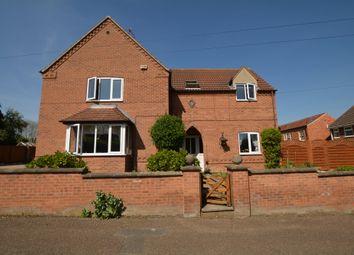 Thumbnail 5 bed detached house for sale in Chapel Lane, Coddington, Newark