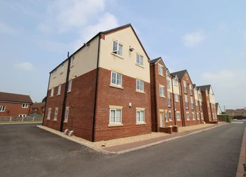 Thumbnail 2 bed flat to rent in Fir Tree Avenue, Auckley, Doncaster
